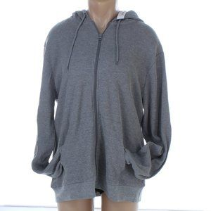 Old Navy Cotton Soft-washed Thermal Zip Hoodie NWT